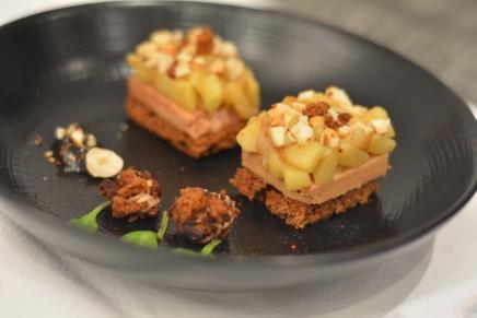 Servir le Foie Gras en toutes saisons, avec les fruits.