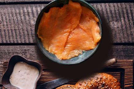 La marinade pour assaisonner votre Saumon Fumé