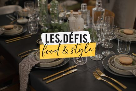 Les défis Food & Style Labeyrie