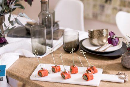 L'Art de la Table des Défis Food & Style avec Camille Delcroix