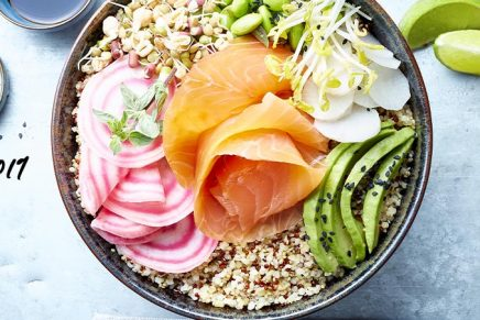Recette : Power Bowl Labeyrie